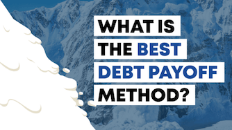What Is The Best Debt Payoff Method